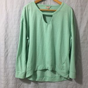 ⭐️Juicy Couture Seafoam Pullover